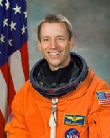 "NASA Astronaut Gregory Johnson 8""x10"" Full Colour Portrait"